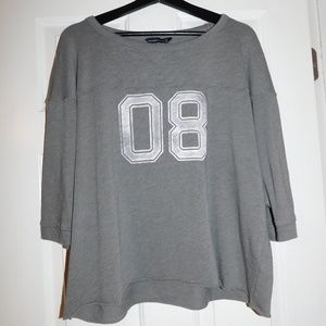 Abercrombie & Fitch Football Tee